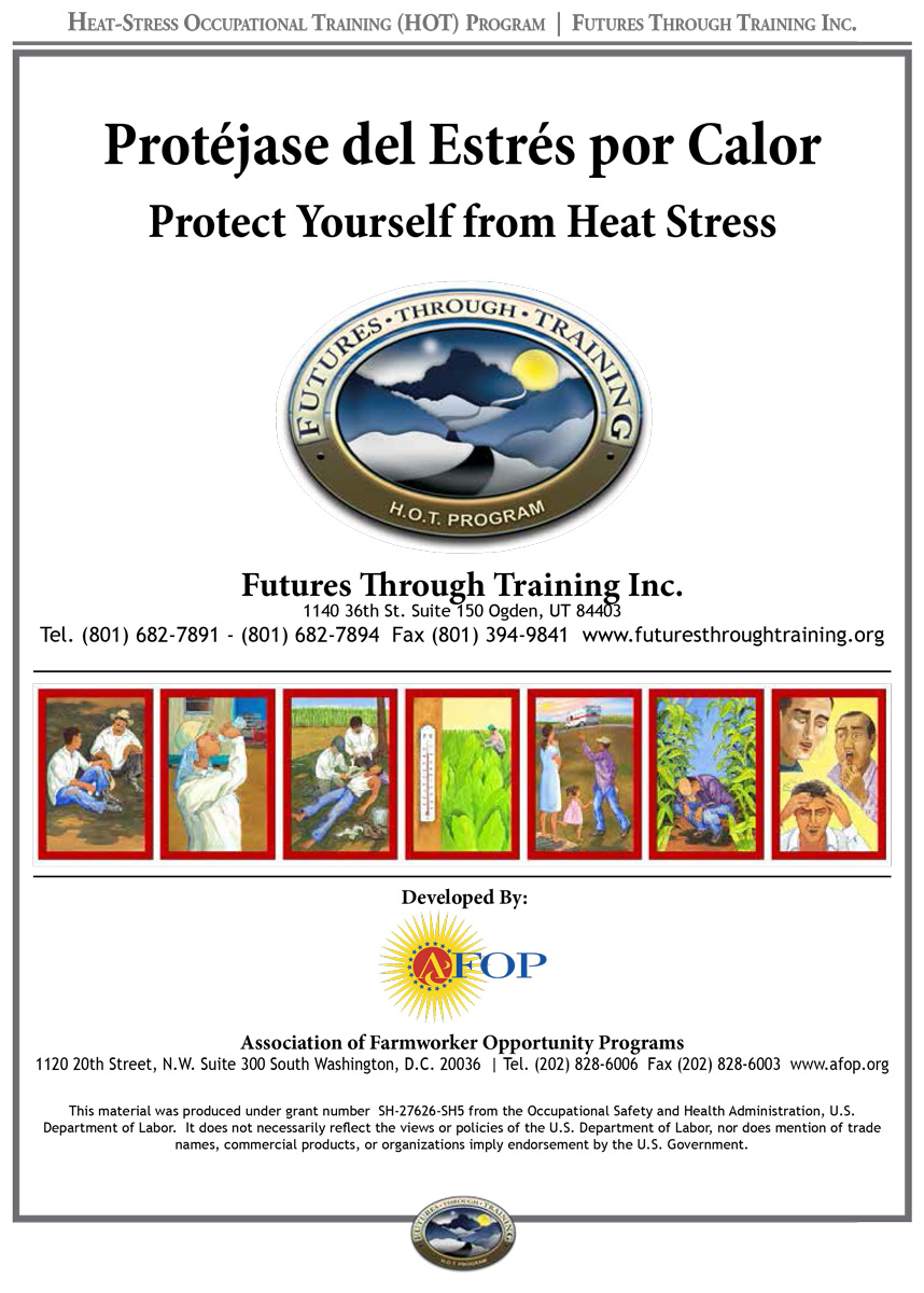 FTT, Online EPA Heat Training Content